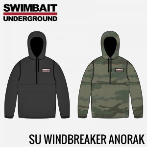 Swimbait Underground/Windbreaker Anorak