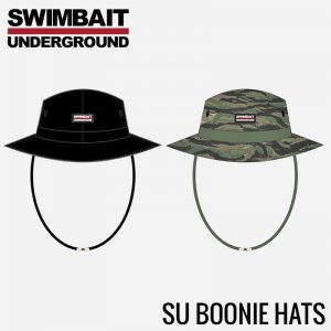 <img class='new_mark_img1' src='https://img.shop-pro.jp/img/new/icons15.gif' style='border:none;display:inline;margin:0px;padding:0px;width:auto;' />SWIMBAIT UNDERGROUND/Boonie Hat