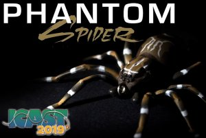 LUNKERHUNT/PHANTOM SPIDER