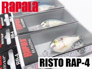Rapala/RISTO RAP【RR-4】
