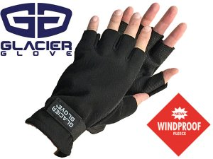 Glacier Glove/Fingerless Fleece Gloves