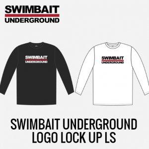 SWIMBAIT UNDERGROUND/Logo ロング Tシャツ