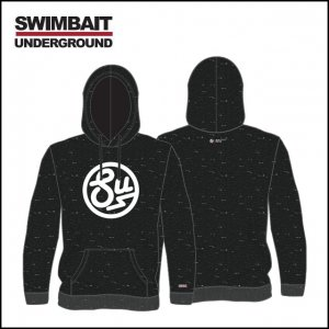 <img class='new_mark_img1' src='https://img.shop-pro.jp/img/new/icons55.gif' style='border:none;display:inline;margin:0px;padding:0px;width:auto;' />SWIMBAIT UNDERGROUND/SU Circle Logo Hoodie