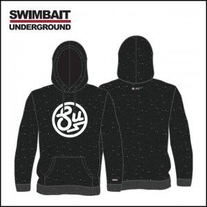SWIMBAIT UNDERGROUND/SU Circle Logo Hoodie