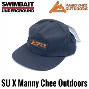 SWIMBAIT UNDERGROUND X Manny Chee Outdoors/Patch Hat