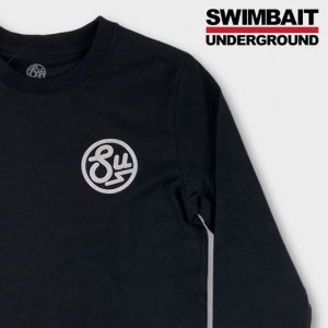 SWIMBAIT UNDERGROUND/SU Logo ロング Tシャツ