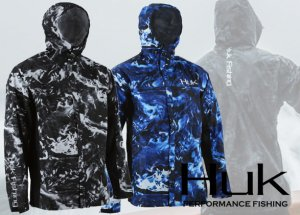 Huk CYA Packable Rain Jacket