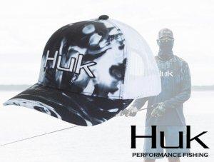 Huk/Mossy Oak Hydro Mesh Hat 【2020 NEW】
