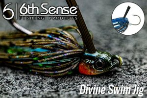 6th Sense fishing/Divine Swim Jig【1/4oz】