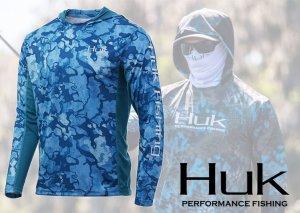 Huk Icon X Camo Hoodie 【2020 NEW】