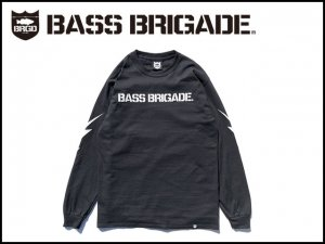 バスブリゲード/BRGD BOLT L/S TEE - BLACK