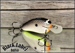 Black Label Tackle/Peanut Crankbait
