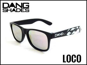DANG SHADES/LOCO Black Matte