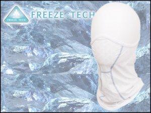 氷撃 フリーズテック/冷却フェイスカバー