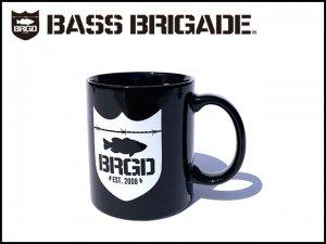 バスブリゲード/シールドロゴ マグカップ