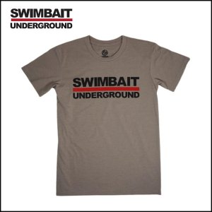 SWIMBAIT UNDERGROUND/SU LOGO LOCK UP T-SHIRT