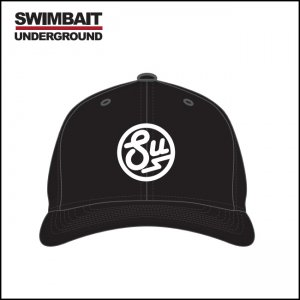 SWIMBAIT UNDERGROUND/SU CIRCLE LOGO TRUCKER HAT