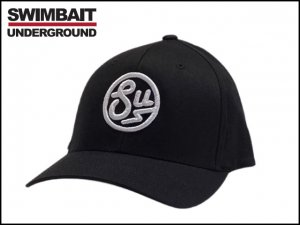 SWIMBAIT UNDERGROUND/SU Circle Logo Delta Flex Fit Hat