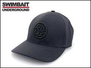 SWIMBAIT UNDERGROUND/SU Circle Logo Flex Fit Hat