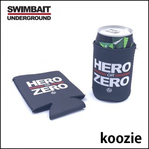 SWIMBAIT UNDERGROUND/HERO OR ZERO Neoprene KOOZIE