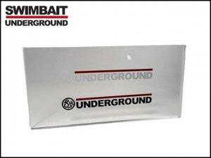 """SWIMBAIT UNDERGROUND/WORDMARK 7"""" ステッカー [転写プリント]"""