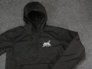 WCZ×DRT/WEAPONS OF BASS DESTRUCTION ANORAK JACKET