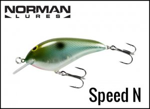 NORMAN Lures/Speed N