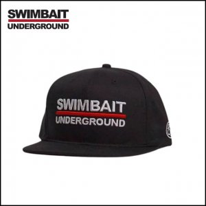 SWIMBAIT UNDERGROUND/Logo Lock Up Hat