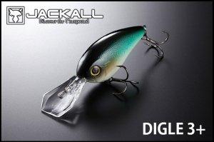 ジャッカル/ディグル 3+