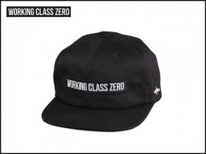 WORKING CLASS ZERO/Standard Logo Canvas Hat
