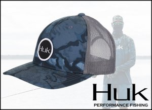 Huk/Current Camo Trucker 【2020 NEW】