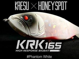 【お一人様1個まで!】 KAESU×HONEYSPOT/KRK165 [#Phantom White]