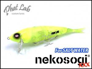 ファットラボ/ネコソギ XXX [SALT WATER] 【2020 NEW model】