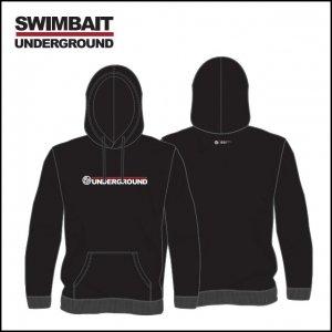 SWIMBAIT UNDERGROUND/Underground Wordmark ロゴ フーディー