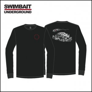 SWIMBAIT UNDERGROUND/Tattuna ロング Tシャツ