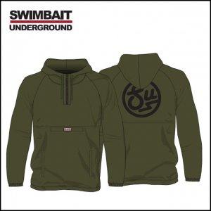 SWIMBAIT UNDERGROUND/SU Zip Hood ウィンドブレーカー