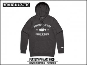WORKING CLASS ZERO/Pursuit of Giants Hood