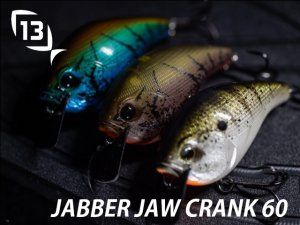 <img class='new_mark_img1' src='https://img.shop-pro.jp/img/new/icons55.gif' style='border:none;display:inline;margin:0px;padding:0px;width:auto;' />13 fishing/JABBER JAW CRANK 60