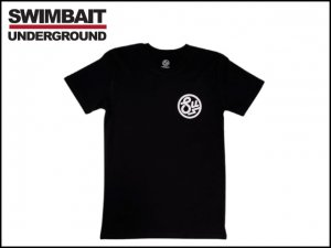 SWIMBAIT UNDERGROUND/SU Circle Logo T-SHIRT