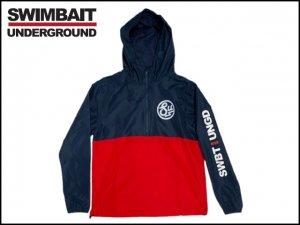 SWIMBAIT UNDERGROUND/SU Circle Logo ウィンドブレーカー