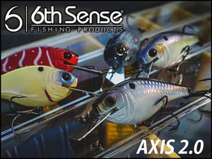 <img class='new_mark_img1' src='https://img.shop-pro.jp/img/new/icons15.gif' style='border:none;display:inline;margin:0px;padding:0px;width:auto;' />6th Sense fishing/AXIS 2.0