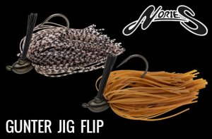 NORIES/GUNTER JIG FLIP 【3/8oz新色入荷】