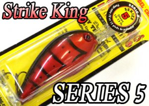 StrikeKing/SERIES 5 【新色入荷】