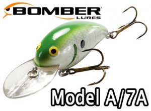 BOMBER/Model A モデルA /7A