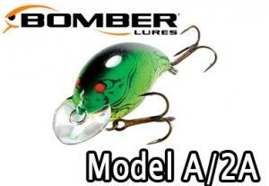 BOMBER/Model A モデルA/2A