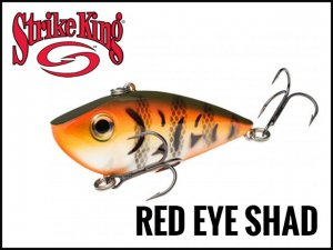StrikeKing/RED EYE SHAD 【3/4oz】