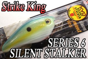 StrikeKing/KVD SIRENT STALKER 6