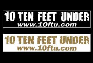 10FtU/オリジナルステッカー