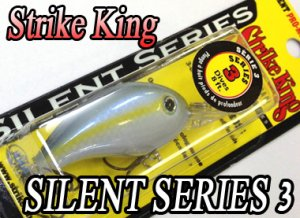 StrikeKing/Pro Model Crankbaits 3【Silent】