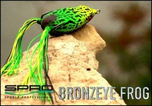 SPRO/ブロンズアイフロッグ Jr. Bronzeye Frog Jr.